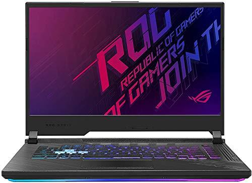 CUK ROG by ASUS Gaming Laptop computer (Intel Core i7, NVIDIA GeForce RTX 2070 8GB, 64GB RAM, 2TB NVMe SSD, 15.6″ Full HD 240Hz, Windows 10 House) 15 Saunter Gamer Notebook Pc