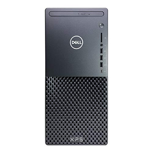 Dell_XPS 8940 Tower Desktop Laptop – tenth Gen Intel Core i7-10700 8-Core up to 4.80 GHz CPU, 64GB DDR4 RAM, 1TB SSD + 3TB Noteworthy Pressure,