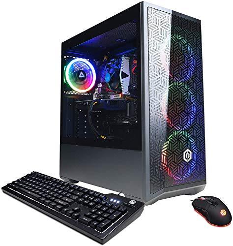 CyberpowerPC Gamer Supreme Liquid Frigid Gaming Desktop Pc, AMD Ryzen 9 3900X 3.8GHz, 16GB RAM, 500GB SSD + 1TB HDD, NVIDIA GeForce RTX 3070 8GB,…