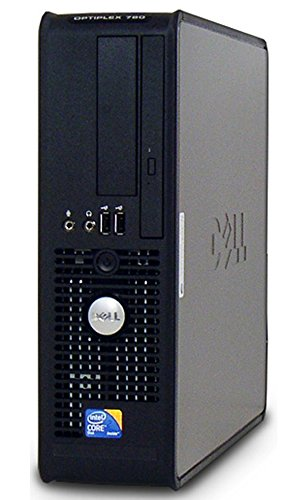 Dell Optiplex 780 SFF Desktop PC – Intel Core 2 Duo 3.0GHz 4GB 160GB Home windows Official (32bit) (Renewed)