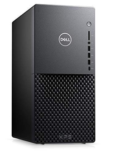 Dell XPS 8940 Gaming Desktop (Newest Model) I7-10700(8-CORE, UP to 4.80GHZ) 16GB 2933MHZ RAM 512GB PCIe SSD + 1TB HDD NVidia GTX 1660 Ti 6GB…