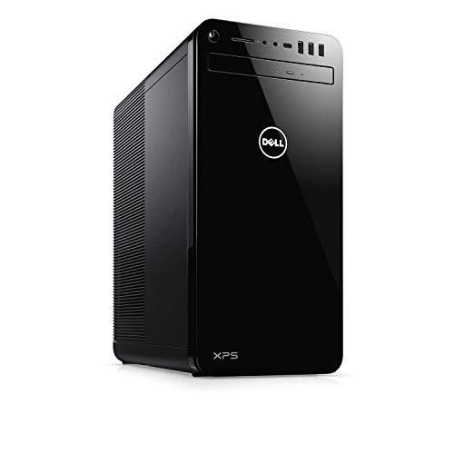 Dell XPS 8930 Gaming Desktop Computer Tower, 8th Gen Intel Hexa-Core i7-8700, 32GB DDR4, 1TB 7200 RPM HDD + 256GB SSD, GTX 1060 6GB, AC…