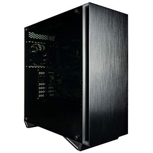 Empowered PC Sentinel Gamer PC (Liquid Cooled Intel Core i9 Okay-Sequence, 32GB RAM, 512GB NVMe + 2TB HDD, NVIDIA GeForce RTX 3060 12GB, 750W PSU,…