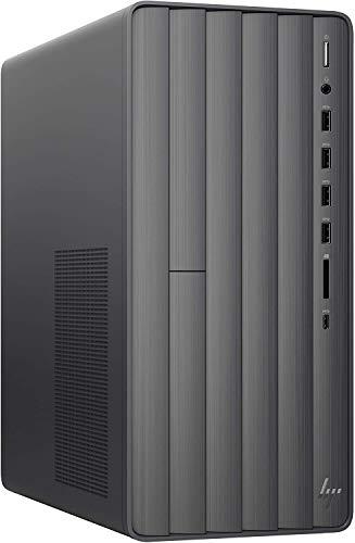2020 HP Envy VR Ready Gaming Desktop Computer_ 10th Gen Intel Octa-Core i7-10700F_ 32GB DDR4 RAM_ 1TB HDD+ 1TB PCIe SSD_ DVDRW_ NVIDIA GeForce GTX…