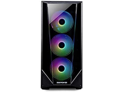 iBUYPOWER Desktop Gaming Computer | AMD Ryzen 5 3600 3.6GHz | AMD Radeon RX 5500 XT 4GB | 8GB DDR4 Memory | 240GB SSD |…