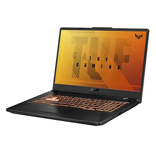 "ASUS TUF Gaming F17 Gaming Pc pc, 17.3"" FHD IPS-Form Note, Intel Core i5-10300H, GeForce GTX 1650 Ti, 8GB DDR4, 512GB PCIe SSD, RGB Keyboard,…"