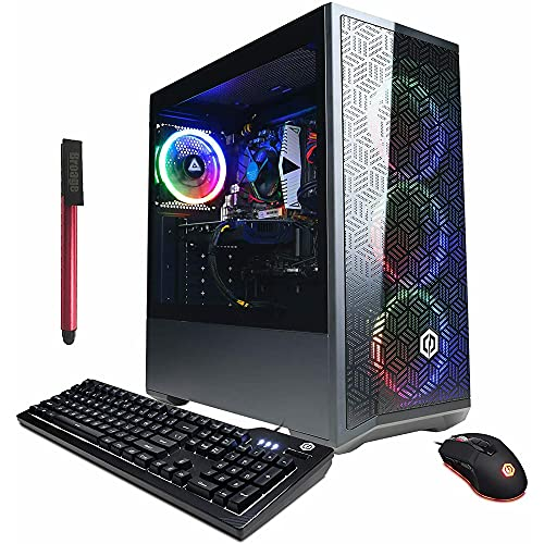 CyberpowerPC Gamer Xtreme VR GTX 1660 Sizable 6GB Gaming Desktop Computer, Intel Hexa-Core i5-10400F as much as 4.3GHz, 64GB DDR4 RAM, 2TB PCIe SSD, AC…