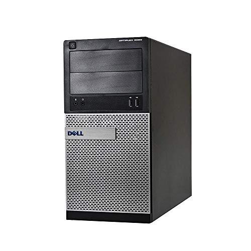 Dell Optiplex 3020 Tower Gaming Desktop Laptop – Core i7 4770 3.4 GHz, 8GB RAM, 1TB SSD, NVIDIA GT 1030 2GB DDR5, HDMI, DVI, VGA,…