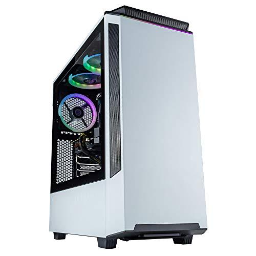 Periphio Spectre Gaming PC Tower Desktop Computer, Intel Quad Core i7 3.3GHz, 32GB RAM, 500GB SSD + 1TB HDD, Windows 10, GTX 1660 Paunchy 6GB…