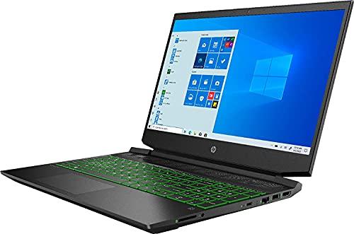 HP Pavilion 2020 15.6″ FHD Gaming Pc Pc, 6-Core AMD Ryzen 5 4600H 3.0GHz, 8GB RAM, 256GB SSD, NVIDIA GeForce GTX 1650, Backlit Keyboard, No…