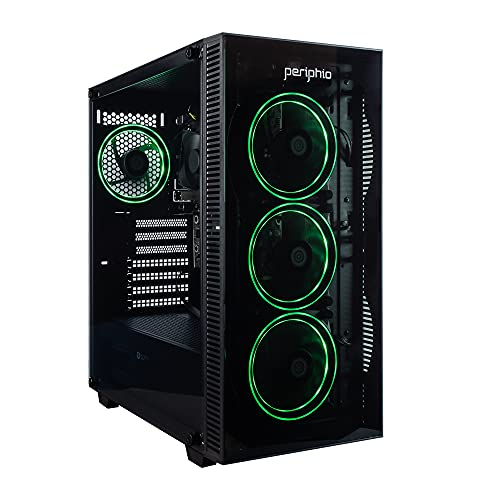 Entry-Level Gaming PC Computer, Ultra-Speedily Intel Core i5 6500, 16GB DDR4 RAM, Speedily-Boot 240GB SSD + 1TB HDD, Windows 10 House, WiFi, Bare Bones PC…
