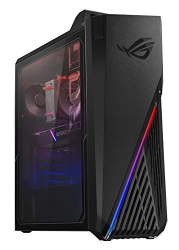 ROG Strix GA15DK Gaming Desktop PC, AMD Ryzen 7 5800X, GeForce RTX 3070, 16GB DDR4 RAM, 512GB SSD + 1TB HDD, Wi-Fi 5, Home windows…