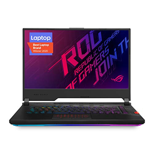 ASUS ROG Strix Scar 15 Gaming Laptop, 240Hz 15.6″ FHD 3ms IPS, Intel Core i7-10875H CPU, NVIDIA GeForce RTX 2070 Huge, 16GB DDR4, 1TB PCIe…